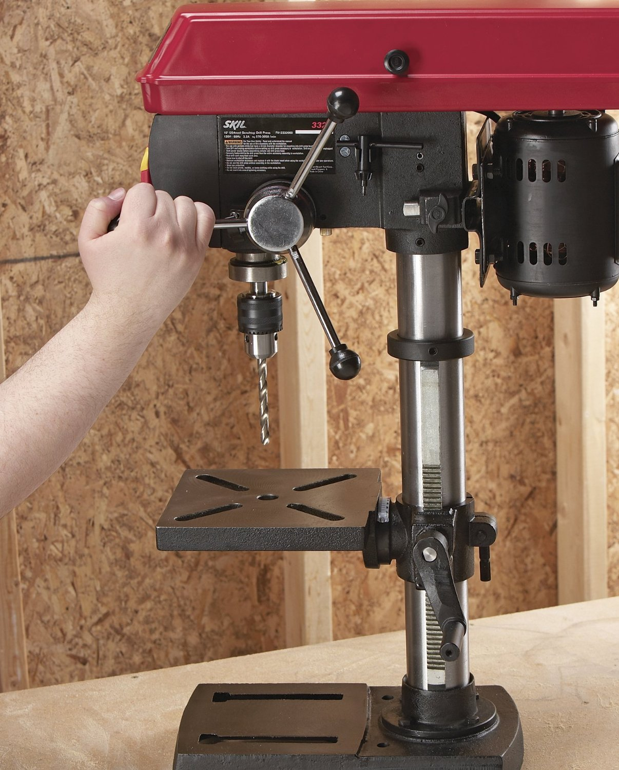 10 Best Drill Presses Must Read Reviews For December 2019