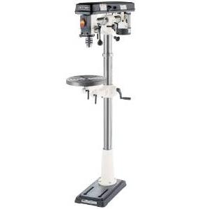 1.SHOP FOX W1670 1-2-Horsepower Floor Radial Drill Press