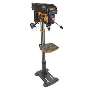 1.WEN 4225 8.6-Amp Variable Speed Floor Standing Drill Press