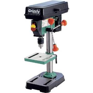 2.Grizzly G7942 Five Speed Baby Drill Press