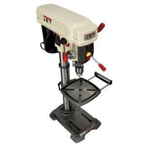 2.Jet JDP-12 12-Inch Drill Press