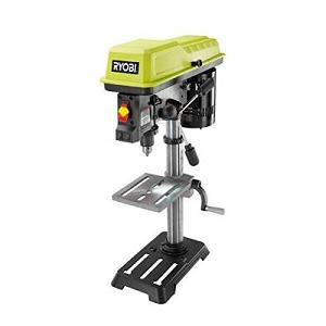 2.Ryobi DP103L 10 in. Drill Press with Laser