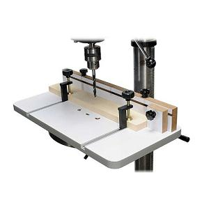 1. MLCS 2326 Drill Press Table and Fence