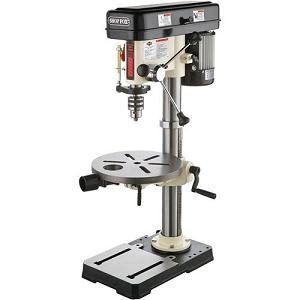 1.SHOP FOX W1670 Floor Radial Drill Press