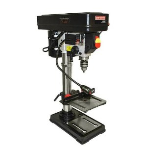 1.Craftsman 10 in Bench Drill Press Laser Trac