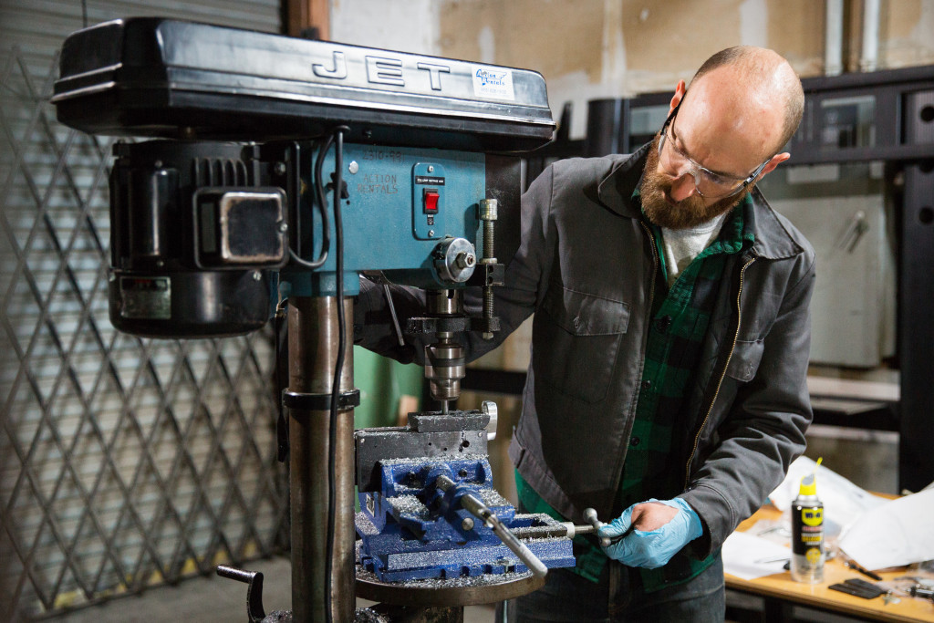 2.Top 5 tips on using a drill press