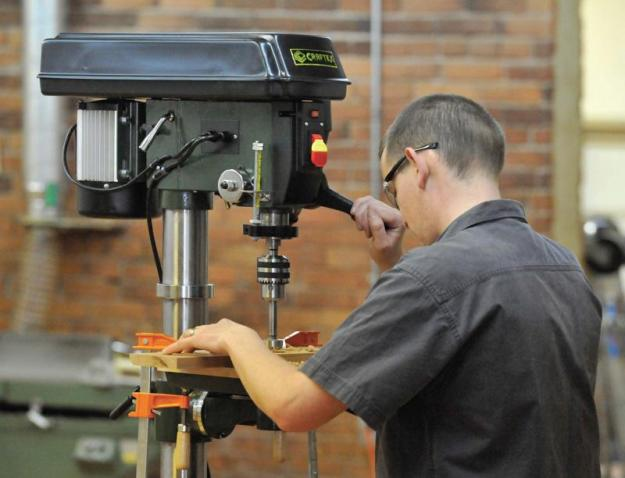 1.1 Tips for installing your new drill press