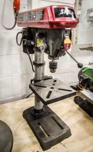1.3 Skil 10 Drill Press