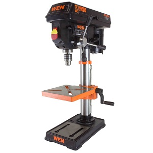 1.WEN 4210 Drill Press with Laser