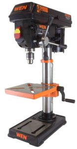 1.1 WEN 4210 Drill Press with Laser